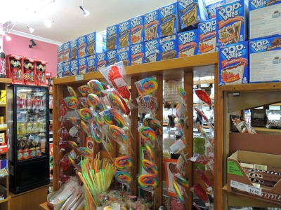 the lolly shop, funworks, confectionery, sweets, candy, condiments, glenelg, adelaide