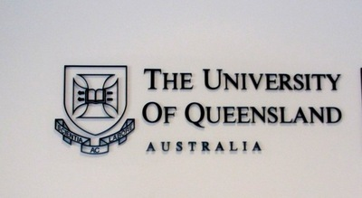 university of queensland by michelle macfarlane