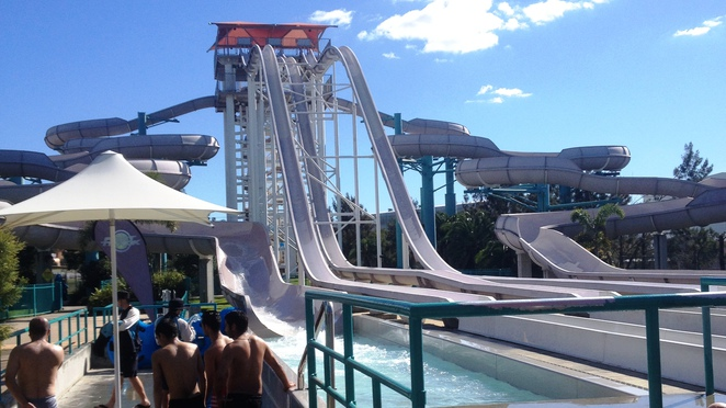 Wet N Wild Gold Coast Top Wettest Wildest