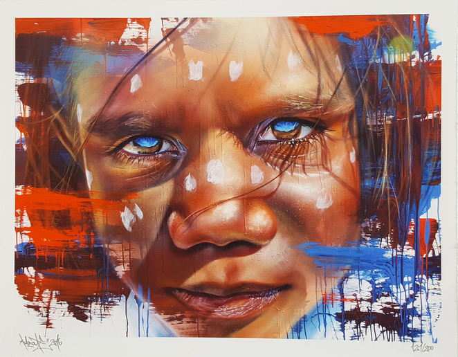 Youth Off the Kerb Matt Adnate