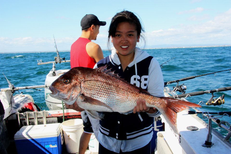 Pro red fishing charters melbourne for Melbourne fl fishing charters
