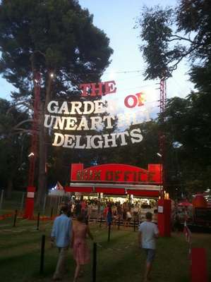 Adelaide Fringe, Garden of Unearthly Delights