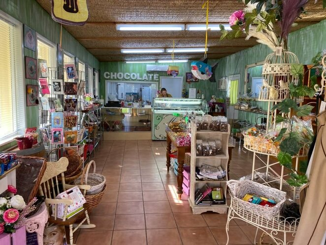 An Aladdin's cave of sweet treasures at Middleton