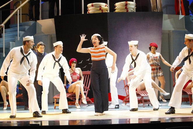 anything goes carolyn oconnor musical