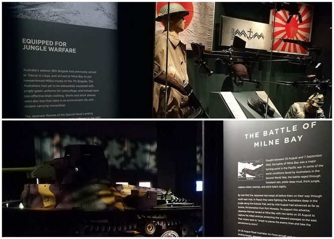 anzac hall, australian war memorial, canberra, world war 1 planes, world war 2 planes, landing place cafe, exhibitions, anzac hall exhibition, ACT, war, memorial, history, sounds and light shows, battle of milne bay, second world war,