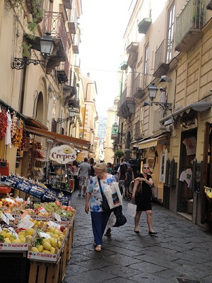 Back Streets of Sorrento