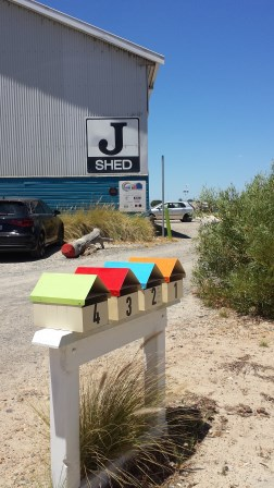 Beach BBQ, J-Shed, Fremantle, Bather's Beach