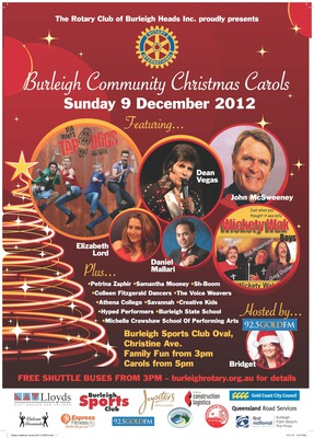 Burleigh Community Christmas Carols