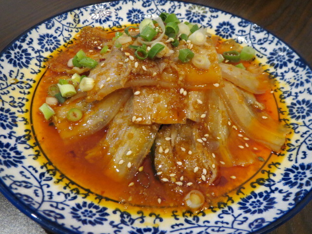 ChongQing House, Thin Sliced Pork in Special Soy Sauce, Adelaide