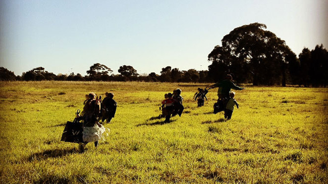 city of melbourne junior ranger program
