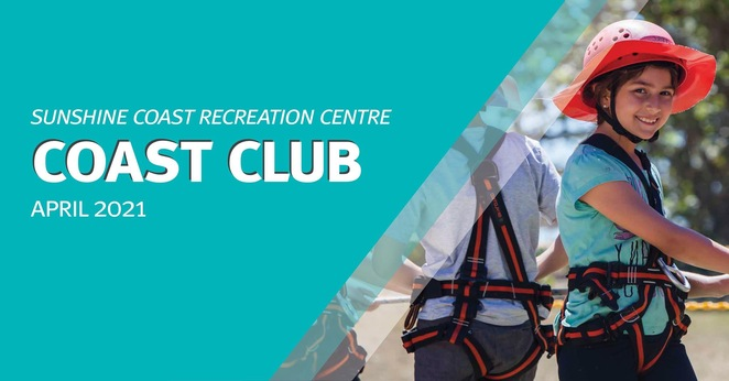 Coast Club Sunshine Coast, Easter school holidays, outdoor adventure activities, safe, fun, professionally trained instructors, children eight years and older, parents and family can join in, morning and full day sessions, stand up paddle boarding, giant swing and pool games, body boarding, archery zone and rock climbing, high ropes and giant swing, canoeing, surfing, kayaking, team rescue, body boarding, raft building, register, indoor rock climbing, bookings essential, outdoor pool open to public, parties and group bookings, affordable family accommodation, Sunshine Coast Recreation Centre, cabin-style accommodation, on the beach, hop to it, sign up