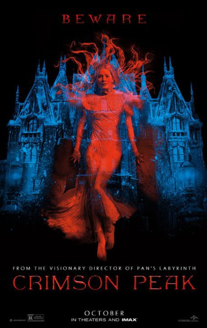 Crimson Peak, movie review