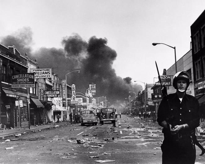 Detroit Race Riots 1967, Detroit Movie, Kathryn Bigelow, Police Brutality