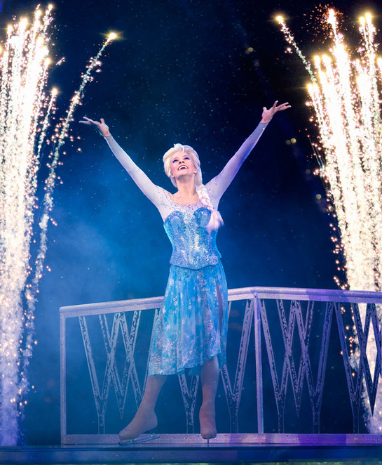 disney on ice frozen tickets newcastle