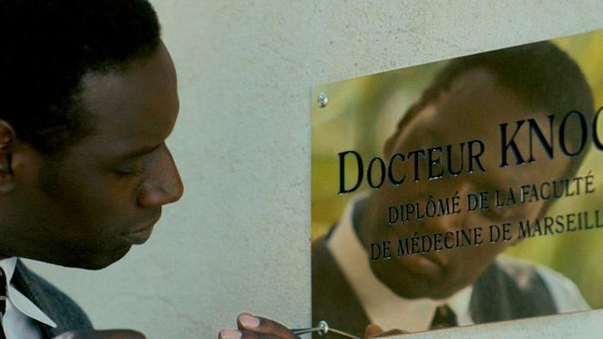 Dr. Knock, Dr. Knock film, Dr. Knock movie, Dr. Knock film review, Dr. Knock movie review, French films, French movies, French cinema, World movies, Coming attractions