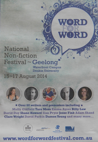 Word For Word National Non-Fiction Festival