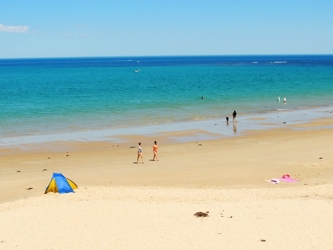 encounter marine park, best beaches in Adelaide, beaches in Adelaide, water sports, marine park, fun things to do, swimming, fishing, port noarlunga, south coast
