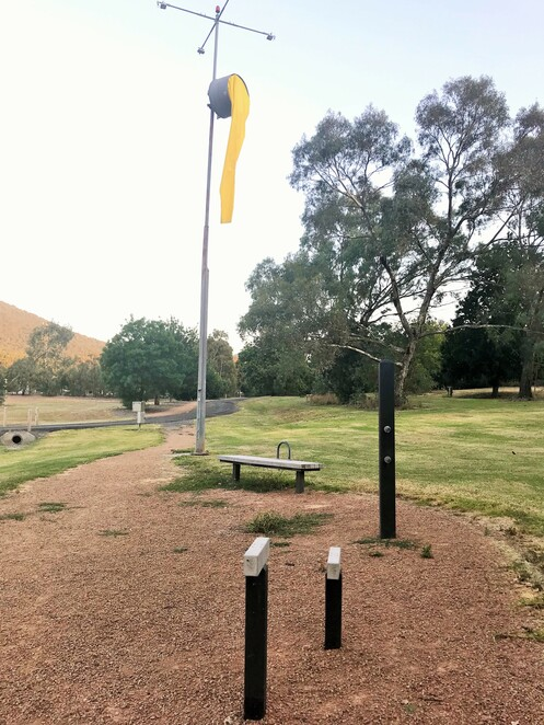 exercise equipment, dog friendly park off lead, on lead, yarra valley, healesville, don road complex, walks, free, family friendly, picnic, bbq