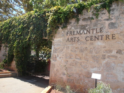 Fremantle Art Centre often holds courses for teenagers.
