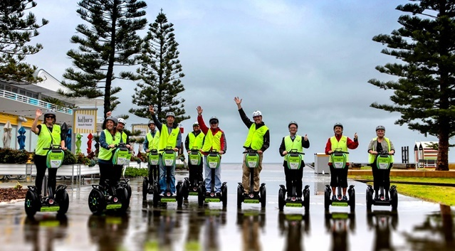 Fremantle,Segway,tour