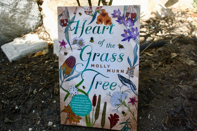 The Heart of the Grass Tree by Molly Murn