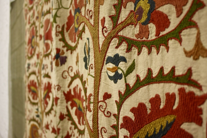 Fabric of Life sell handcrafted textiles from all over the world.