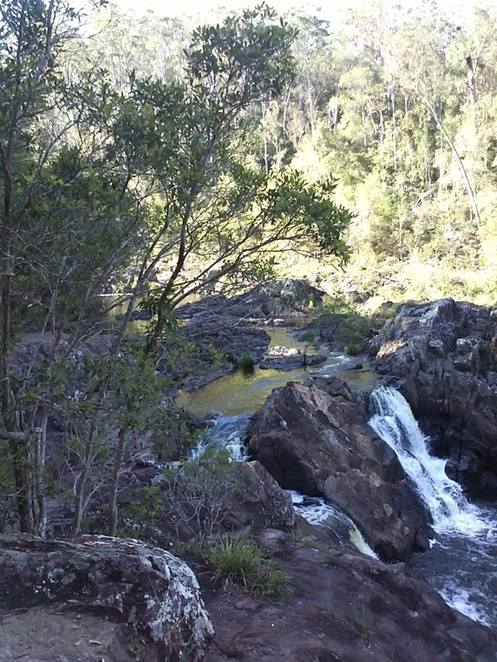 gentle rock pools bush walks