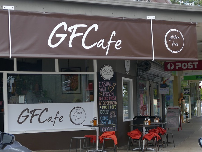 GF Cafe Newport NSW