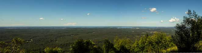 Heatons Lookout, Newcastle, Lake Macquarie, lookout, Panorama, Forest, lakes, ocean