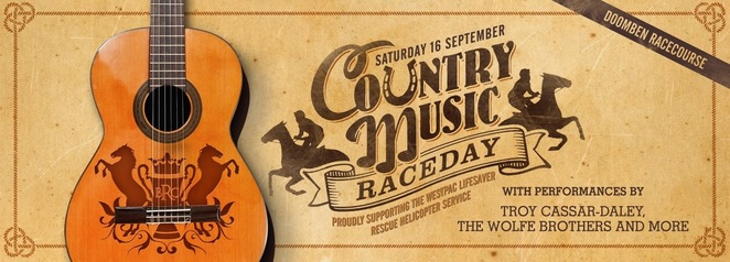 FaceBook Page Country Music Race Day