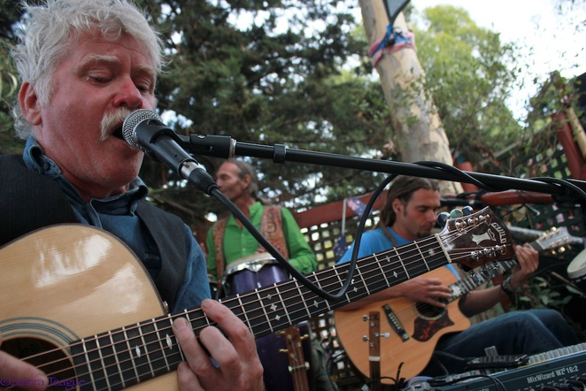 Jay Hoad and Chris Finnen Album Launch at The Groove Garden