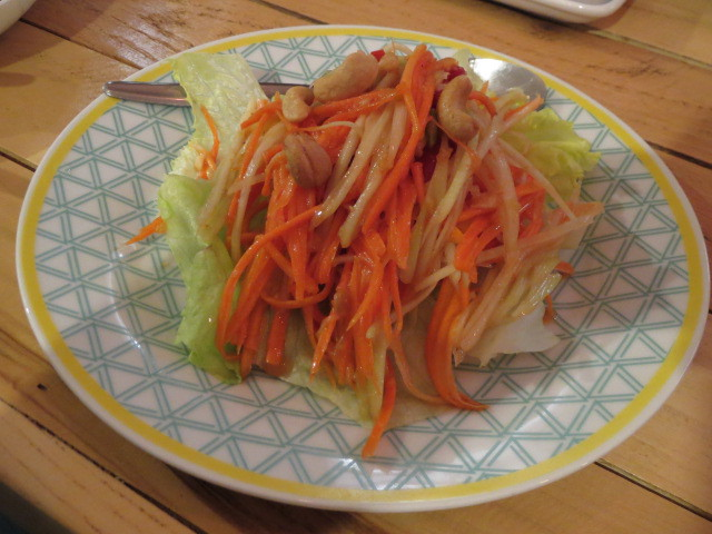 KIn Thai, Papaya Salad, Adelaide