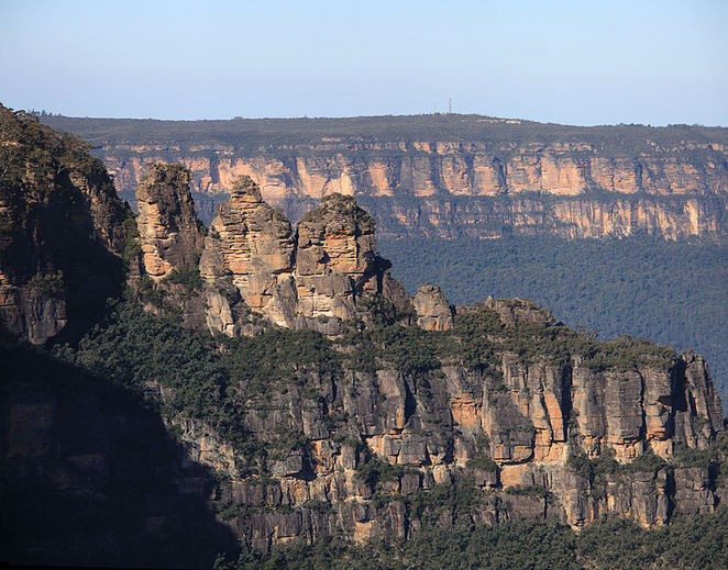 lawson, roadtrip, blue mountains, waterfall, holiday, nsw, katoomba, three sisters