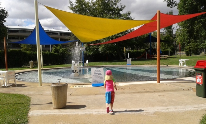 manuka pool, canberra, swimming pools, toddler pools, ACT, swimming, pals, historical pools,