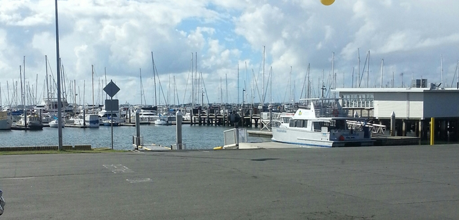 Marina, Yacht moorings, Club