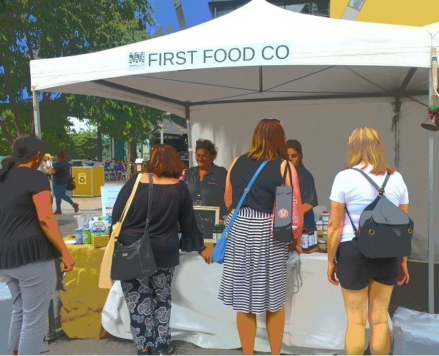 meeanjin markets, first food co