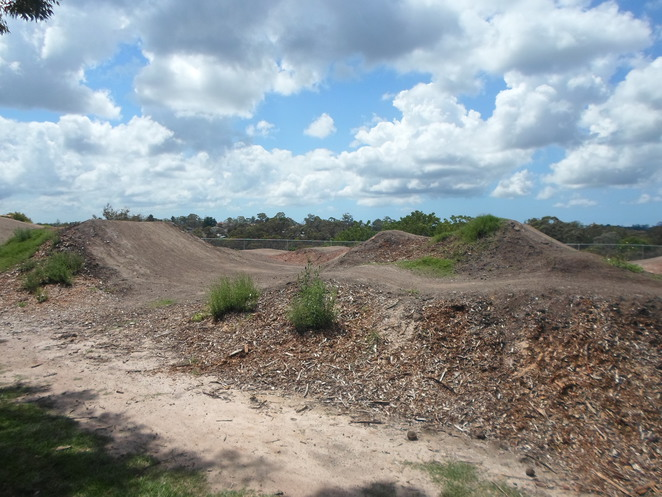 montview oval, bike park, hornsby heights