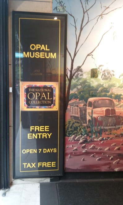 National opal museum free entry