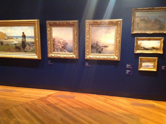 Permanent Collection at Bendigo Art Gallery