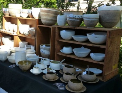 Potters Mother's Day art & craft market