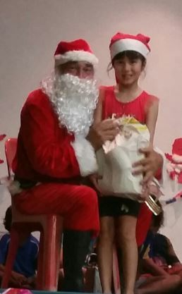 Quiet Magic with Sensitive Santa, Father Christmas, Santa Clause, Christmas, Darwin, Casuarina Square