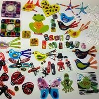 Rocketfrog, glass, studio, Mt Gravatt, leadlight, mosaic, fusion, craft, teaching, learn