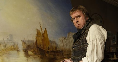 Mr Turner, a film by Mike Leigh