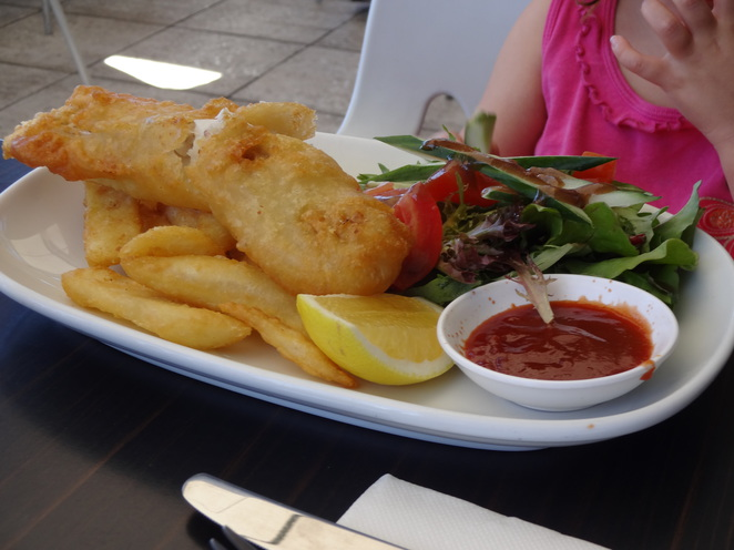 Saltwater Cafe & Restaurant Coffs Harbour Emerald Beach