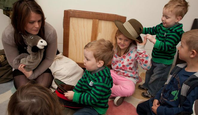 story time, australian war memorial, canberra, ACT, kids, preschoolers, families, toddlers, june, 2018, events, family friendly,