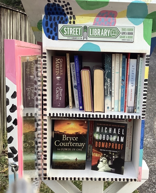 Street Library Manly Dam