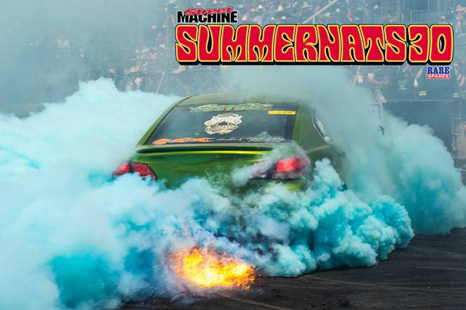 summernats 30, canberra, ACT, 2017, january, cars, events, bands, nightlife,