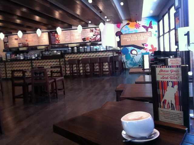 Surfers paradise, dessert bars, max Brenner, ice cream, sweets, Gold Coast, coffee, cafe