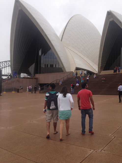 sydney in motion, sydney in motion running tours