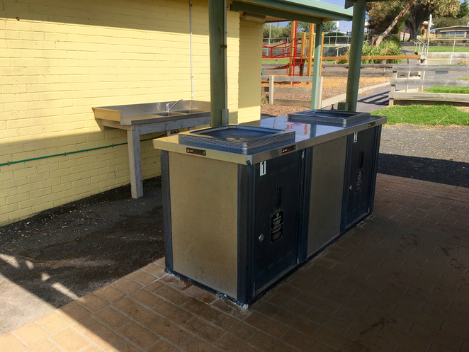 Taylor Reserve, Indented Head, Ozone, Shipwreck, camping, picnic spots, bellarine, geelong, playground, park, public bbq, barbecue, beach, BBQ, Sinks,